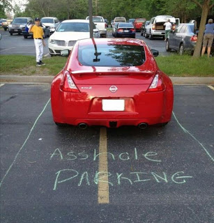 Special parking