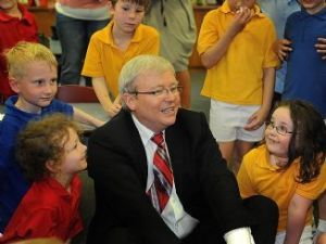 Australian PM K.Rudd