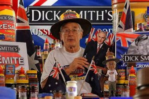Dick Smith Australia Day