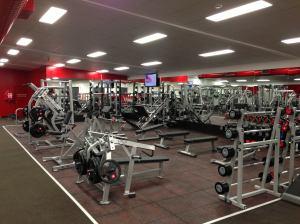 Zap Fitness gym