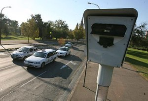 Speed Cameras - Revenue Raisers