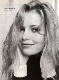 Miss USSR 1990 Maria Kezha